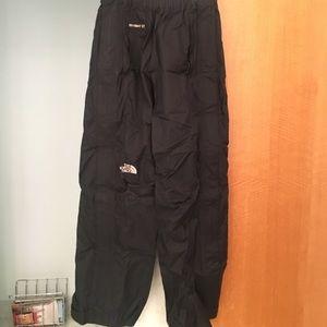 North Face Black Shell Pants